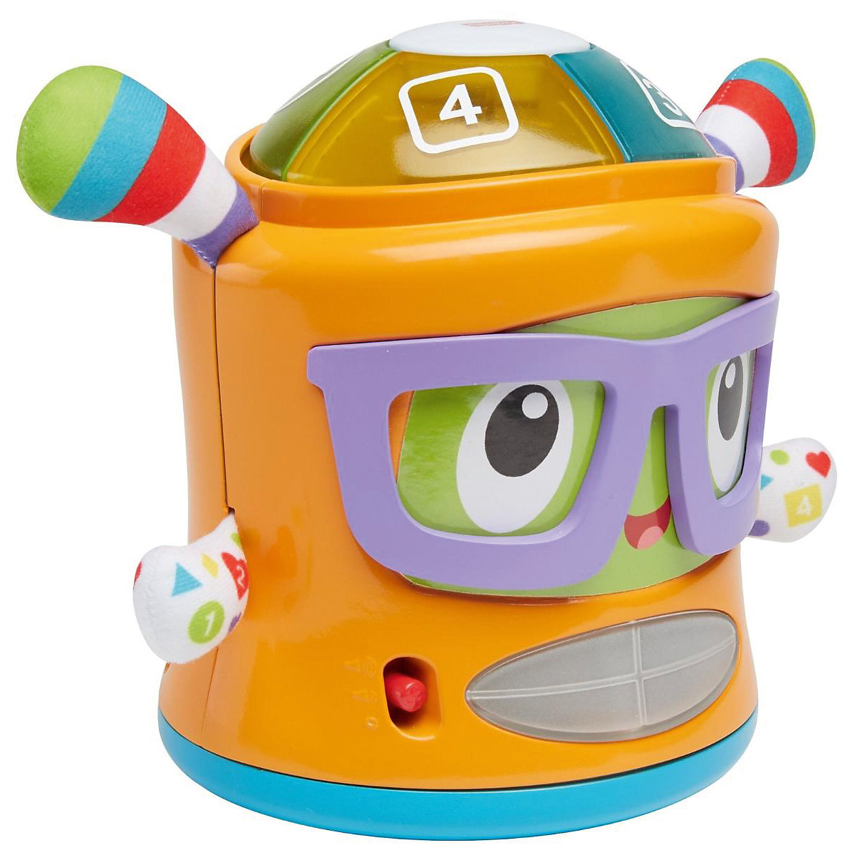Electronic Pets FISHER-PRICE 8068836 Tamagochi Robot Toys Interactive Dog Animals Kids MTpromo