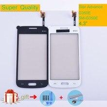 G350E For Samsung Galaxy Star Advance G350E SM-G350E Touch Screen Panel Sensor Digitizer Glass Touchscreen NO LCD black white все цены