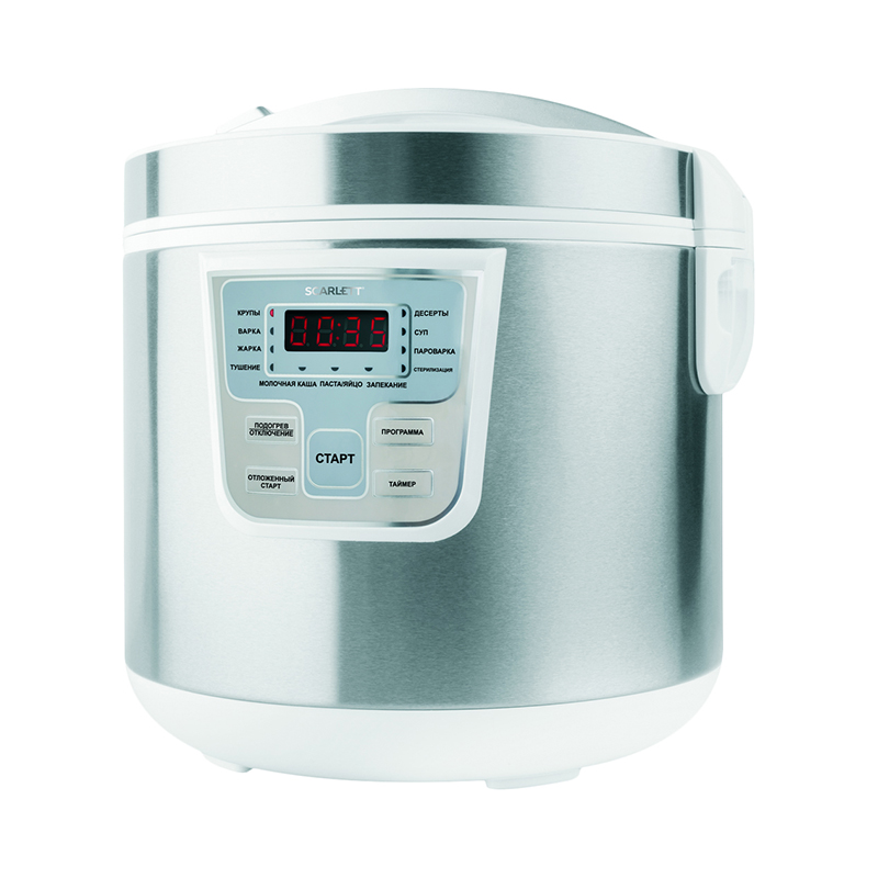 Multicooker SCARLETT SC-MC410S18 multivarka multivarki multivarka cooker multicookings multi cooker multi kitchen redmond rmk m452 multivarka cooker multivarki