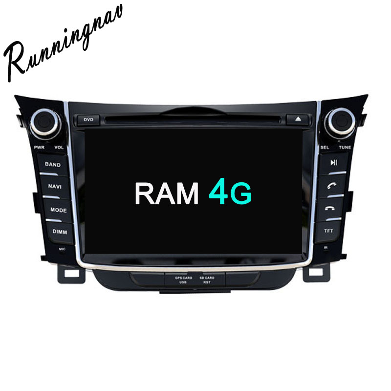 PX5/PX3 Octa Core Android 8.0 Fit HYUNDAI i30 2012 2013 2014 2015 2016 - Car DVD Player Navigation GPS Radio