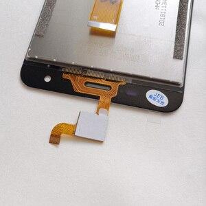 Image 5 - Wyświetlacz LCD ekran dotykowy do telefonu komórkowego oukitel k4000 plus montaż z częściami Digitizer LCD Touch + narzędzia wymiana k 4000