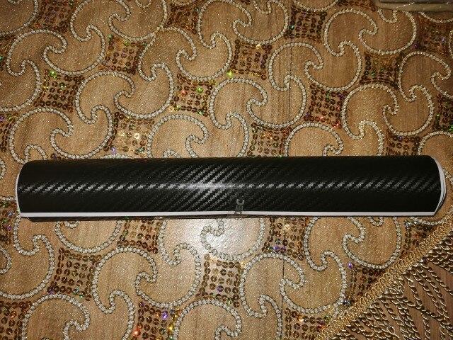 127*30CM 3D Carbon Fiber Vinyl Car Wrapping Foil Carbon Fiber Car Decoration Sticker Many Color Option Car Styling Decoration