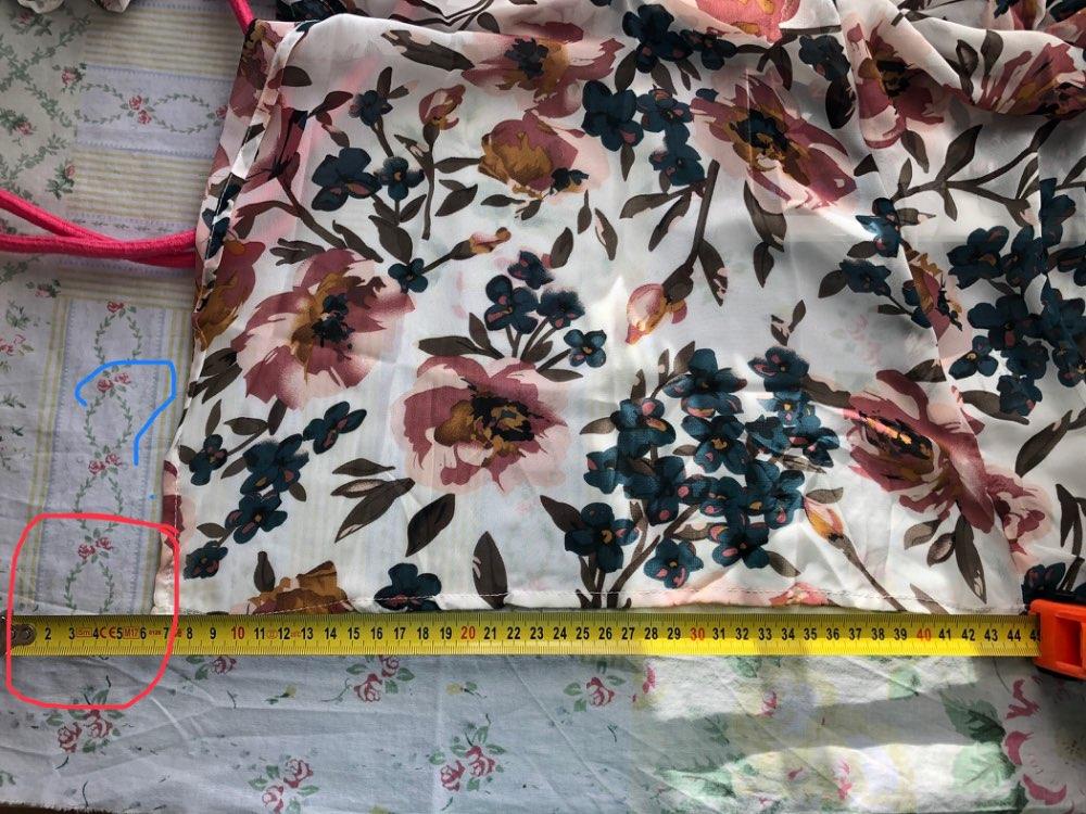 Multicolor Vacation Boho Bohemian Beach Floral Print Flounce Sleeve Long Kimono Summer Women Weekend Casual Blouse Top photo review