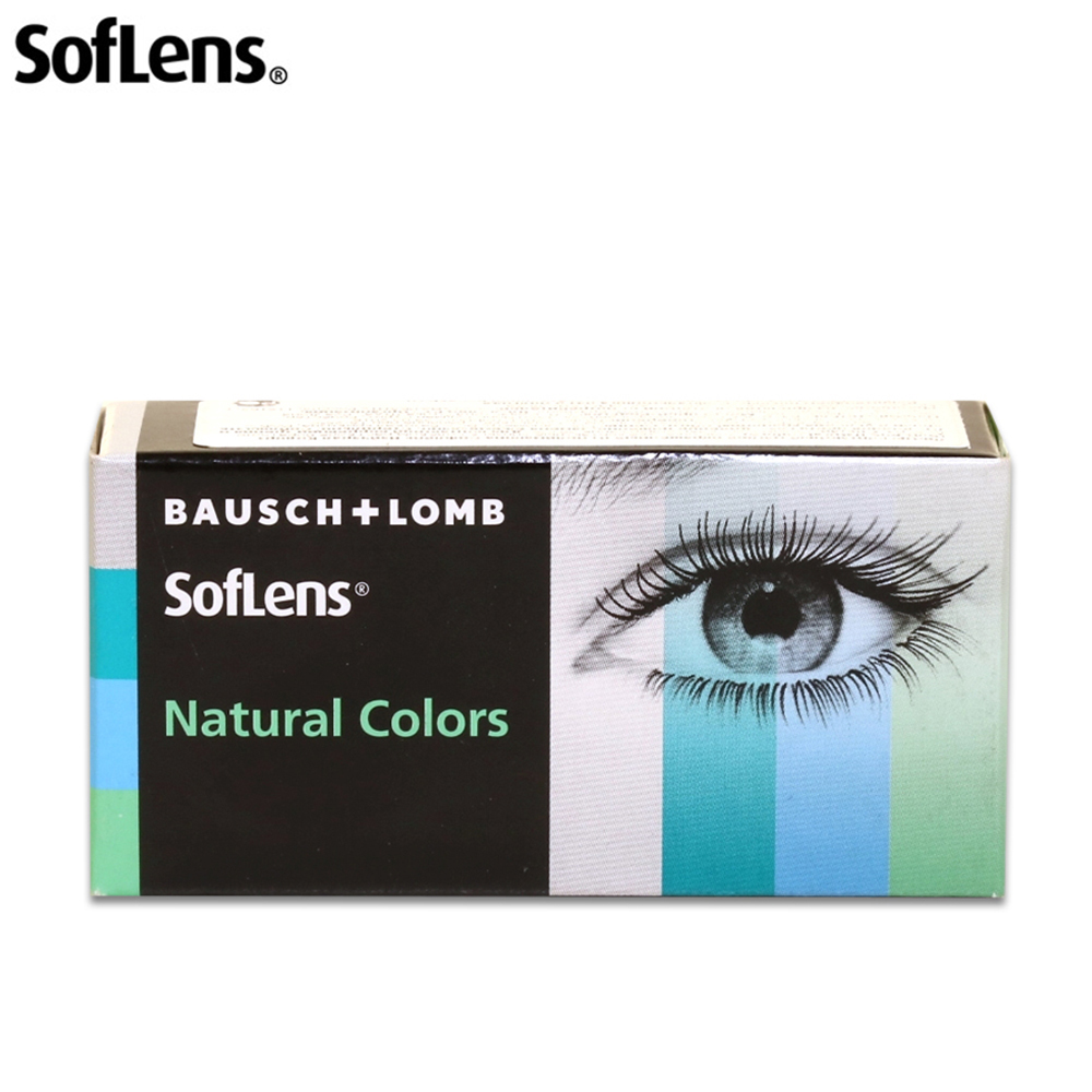 Contact Lenses SOFLENS 1308 eye lens vision correction multicolored colored health care funny round lens color block cat eye sunglasses