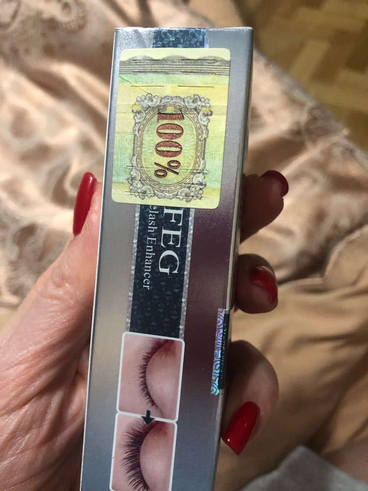 Eyebrows Growth Serum (2Pcs) photo review