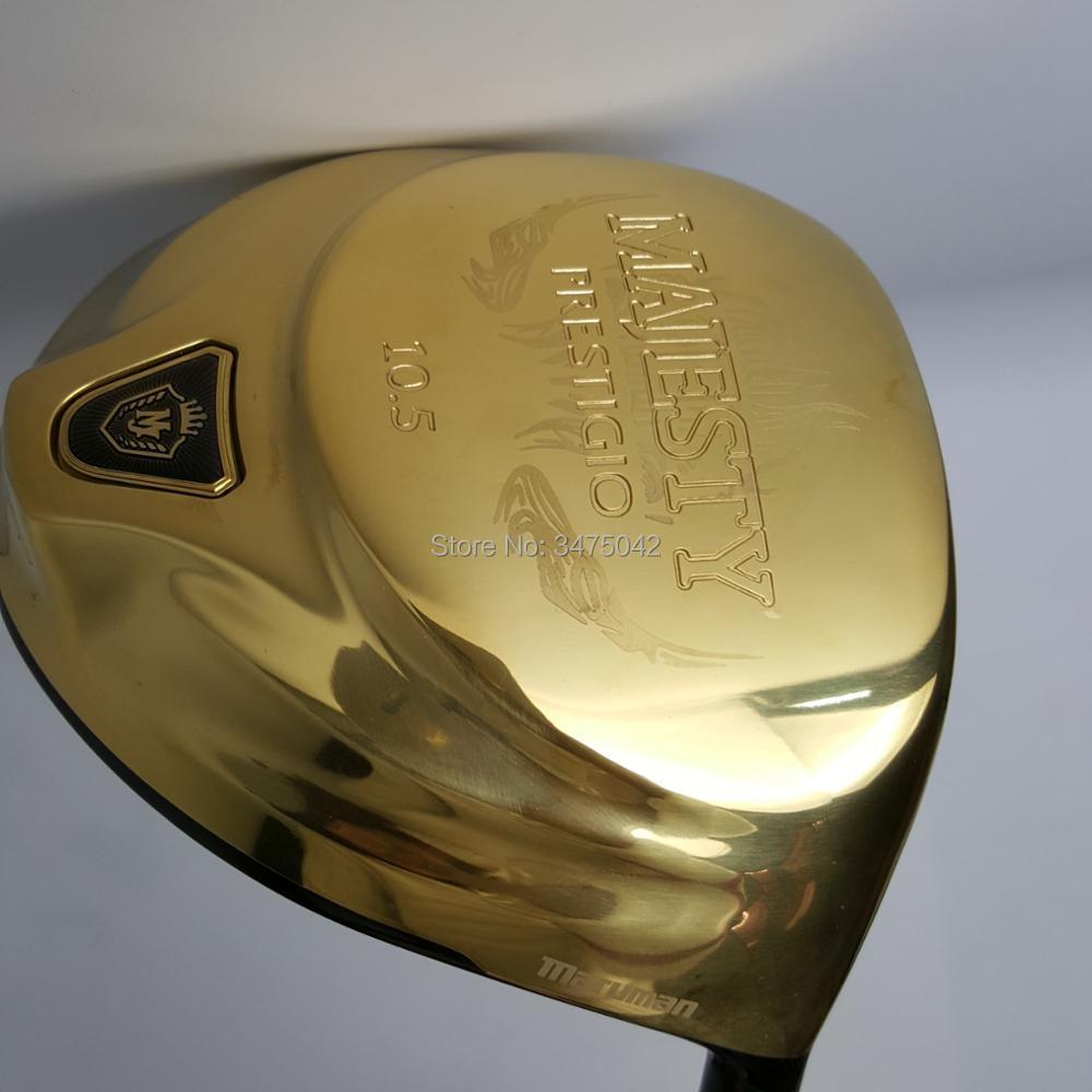 Golf Driver Golf Clubs Maruman majesty Prestigio 9 Golf Driver Graphite Golf shaft R or S flex Free shipping