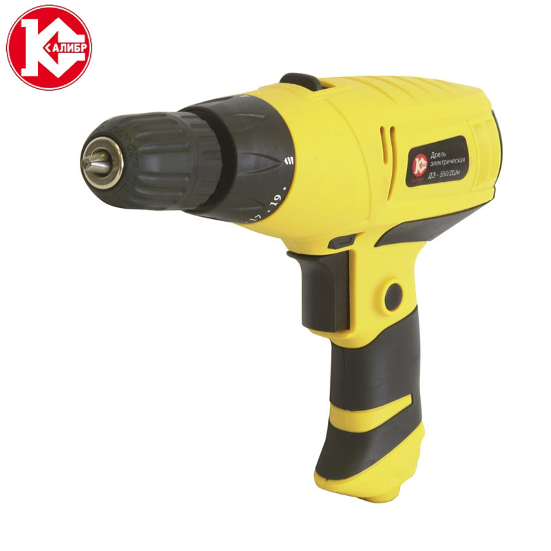 Kalibr Master DE-550/2SHM Electric Drill  Electric wrench,Ratchet wrench Household Power Tools mintcraft pro flexble ratchet wrench