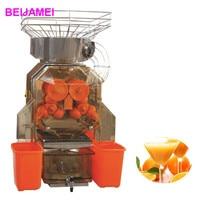 BEIJAMEI A 1 Высокая производительность коммерческих оранжевый соковыжималка/промышленные цитрусовые сжатие машина/автоматическая свежий апе