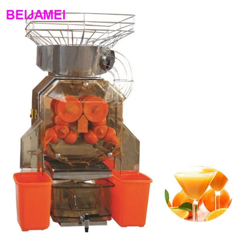 BEIJAMEI A-1 presse-fruits orange commercial haute capacité/presse-agrumes industriel/presse-agrumes automatique orange fraîche
