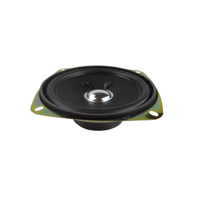 Image 3 - Tenghong 2 個 3.5 インチポータブルオーディオスピーカー 93 ミリメートル 4Ohm 5 5wフルレンジスピーカーユニットバブル盆地 2.0 放送オーディオスピーカーdiy