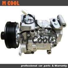 New AC Compressor For Mazda 3 5 2004-2009 BP4S-61-K00 H12A1AJ4EX BP4S61K00 CC4361K00A CC4361K00B CC2961450G H12A