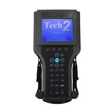 Диагностический сканер Tech 2 Tis2000, программирование для Gm Saab Opel Suzuki Isuzu Holden, программная карта на 32 Мб, диагностический сканер Tech2