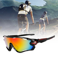 For Dropship!! Cycling Eyewear Glasses Bike Goggles for Outdoor Sports Sunglasses Big Lens Spectacles Sunglasses Oculos Ciclismo(China)