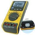 5 in 1 Multifunktions Multimeter Lux Licht Tester Sound Level Feuchtigkeit Thermometer Meter 3999 Zählt Max-in Schallpegelmesser aus Werkzeug bei