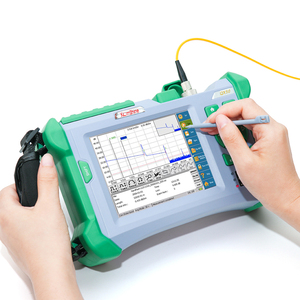 Image 2 - Komshine QX50 MS OTDR can test 850/1310/1550nm 21/30/28dB SM and MM optic fiber