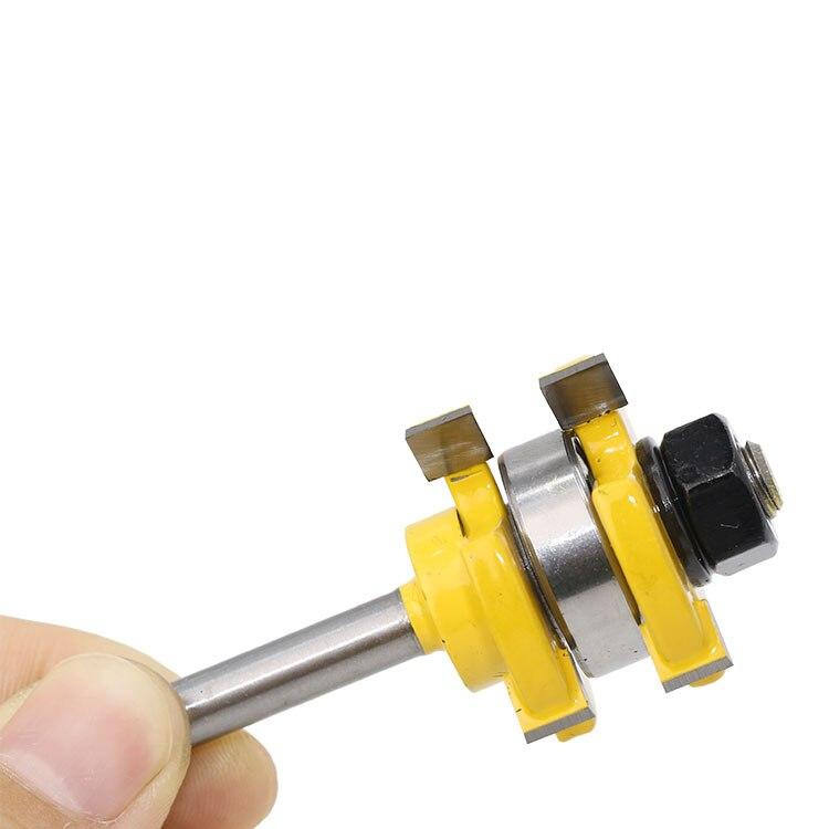 bits de roteador de ranhura-1 4