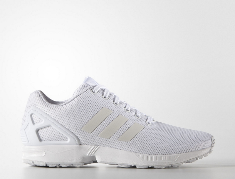 eb5f82c2894 Aliexpress.com   Buy White man sneakers S79093 WHITE adidas zx flux from  Reliable Tennis Shoes suppliers on GalleryMall Store