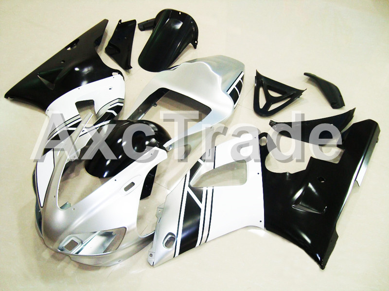 Motorcycle Fairings Kits For Yamaha YZF1000 YZF 1000 R1 YZF-R1 1998 1999 98 99 ABS Injection Molding Fairing Bodywork Kit B1011 custom motorcycle fairing kit for kawasaki ninja zx9r 1998 1999 zx9r 98 99 black flames blue abs fairings set 7 gifts sg10
