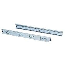 EMUCA 4177505 juego de przewodników piłki do szuflada pull łącznie 45mm x L 500mm w Zestawy elektronarzędzi od Narzędzia na