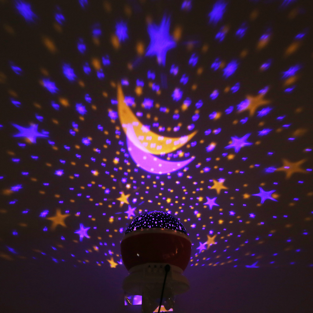 Luzes da Noite luzes led noite projetor luminaria Modelo Número : Star Projector