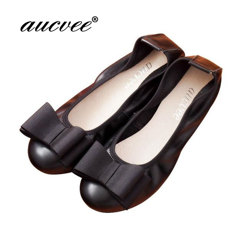 Egg 34 Plat Doux V020 43 Chaussures Black Appartements Papillon Mère apricot Up Roll red Femmes 4 blue Plié De Taille Printemps Casual Couleurs Noeud Ballet EwqRaT