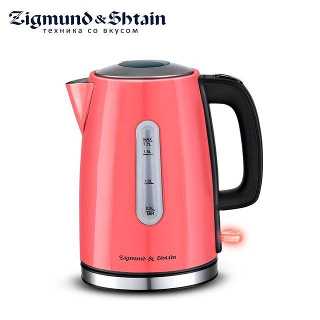 Электрический чайник Zigmund & Shtain KE-712