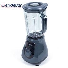 Блендер Endever Sigma-013 (Мощность 800 Вт, объем 1.5 л, 6 скоростей, взбивание, измельчение, смешивание, рубка, приготовление коктейлей)