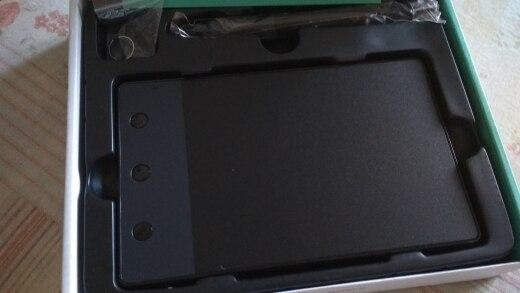 Новый Huion H420 цифровой Планшеты 4-дюймовый живопись планшет профессиональные Подпись USB Графика рисунок Планшеты для ОГУ игры