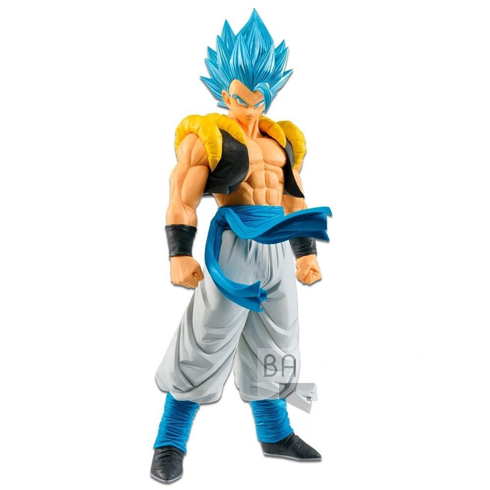 Original Banpresto Dragonball Super Figure Grandista Resolution of Soldiers Gogeta PVC model Figurals Dolls Brinquedos figuartsOriginal Banpresto Dragonball Super Figure Grandista Resolution of Soldiers Gogeta PVC model Figurals Dolls Brinquedos figuarts