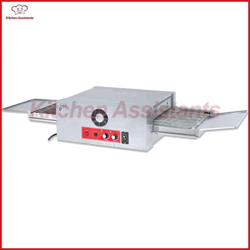 LD2S Electric Conveyor Pizza Oven of pizza equipment table top pizza convection oven for sale gas conveyor pizza oven