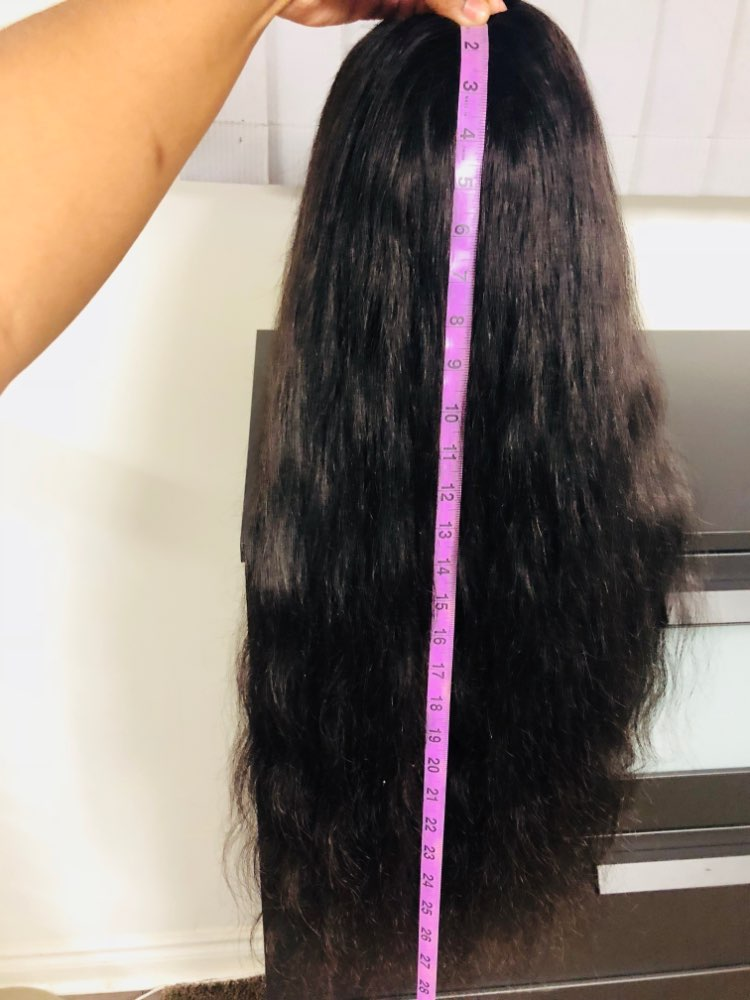 NYUWA прямые Синтетические волосы на кружеве натуральные волосы парики предварительно сорвал с волосы младенца Glueless Синтетические волосы на кружеве парики отбеленные узлы бразильский Волосы remy