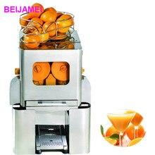 BEIJAMEI E-5 Juice equipment commercial juicer machine/orange squeezing machine/industrial orange juicer machine