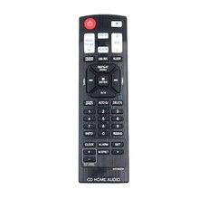 Controle Remoto Replced AKB73655781 apto para LG CD de Áudio Em Casa