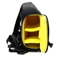 CADEN DSLR Camera Bag For SONY SLT A77 A77 77M2 A7 II Alpha A7RII A7R A65 A57 A900 A58 A99 Waterproof Camera Case Shoulder Bag