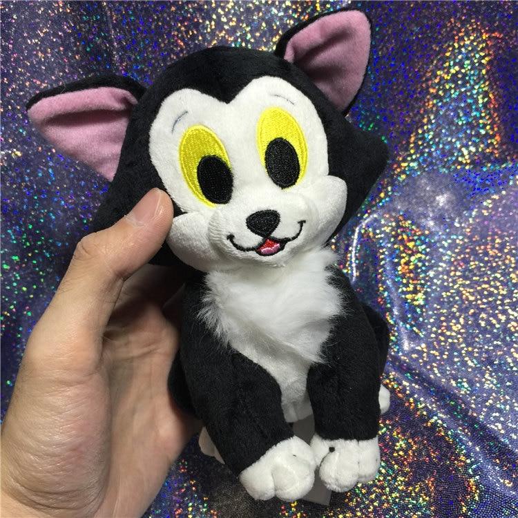 Figaro Cat Plush Stuffed Animal Black Cat Toy 7
