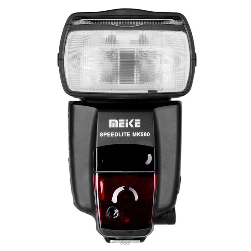 Вспышка Meike MK 580 MK580 E TTL для Canon EOS 6D 5D MARK IV 70D 200D 6D MARK II T6 200D 70D 7D 1200D as 580EX II