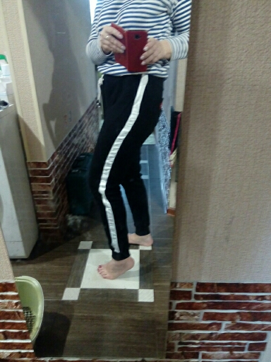 Women Sweatpants And Joggers Spring Casual Cotton Embroidery Harem Pants Drawstring Trousers Black Pantalon Mujer photo review
