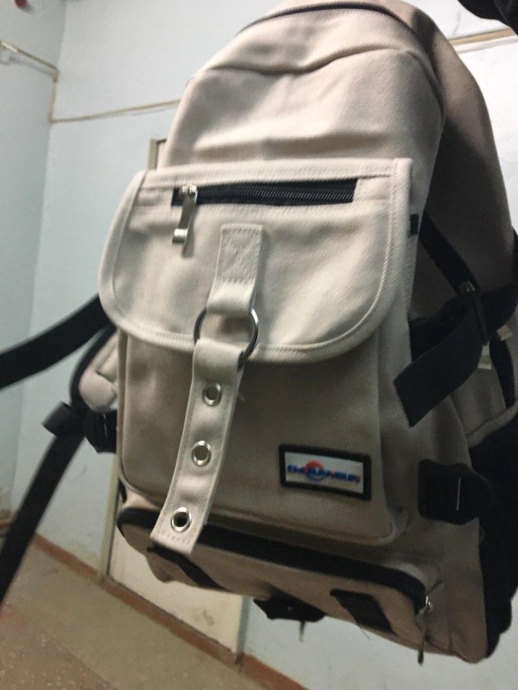 New backpack men Fashion strap zipper solid casual bag male backpack school bag canvas bag designer backpacks for men backpacks