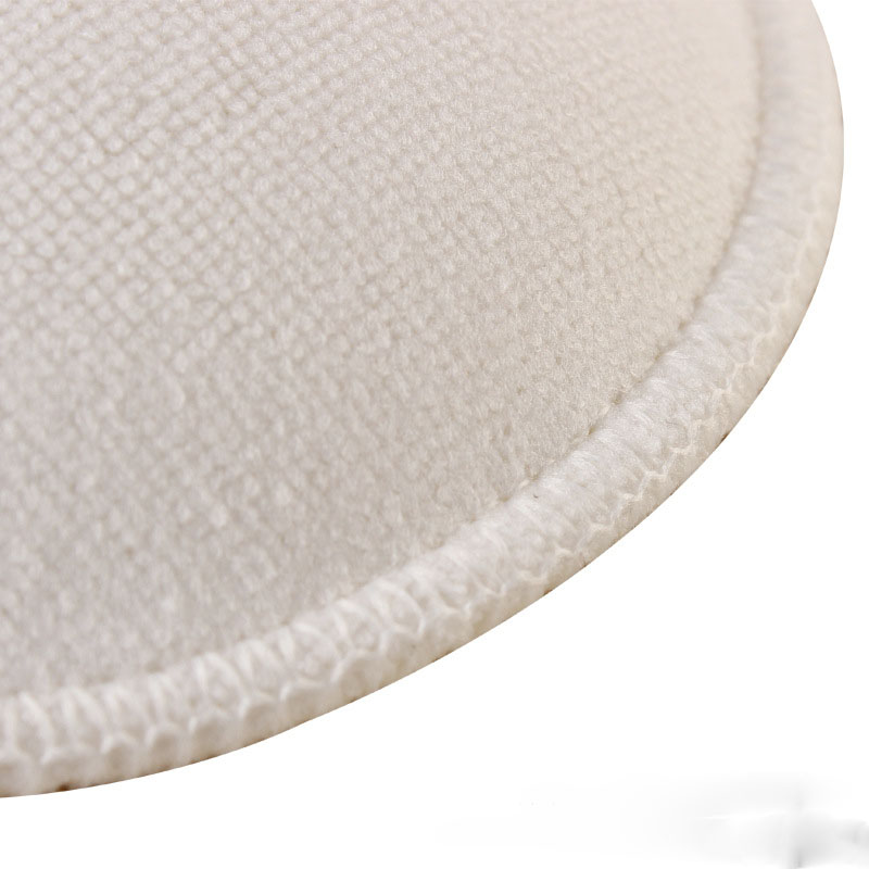 4pcs Fashion Baby Feeding Breast Pad Washable Nursing Pad Soft Absorbent Reusable Nursing Anti-overflow Maternity Nursing Pad 3