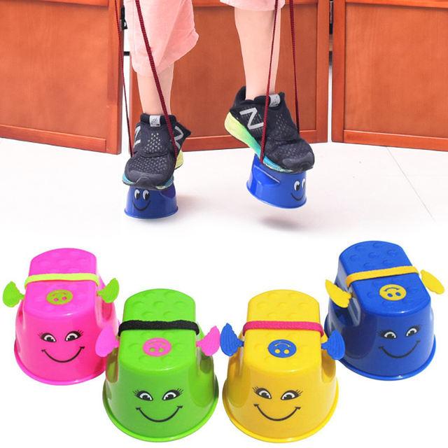 Zancos para niños