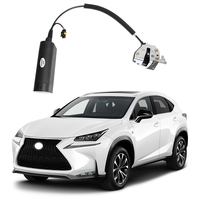 for Toyota LEXUS NX Electric suction door Automobile refitted automatic locks Car accessories Intelligence Suction door