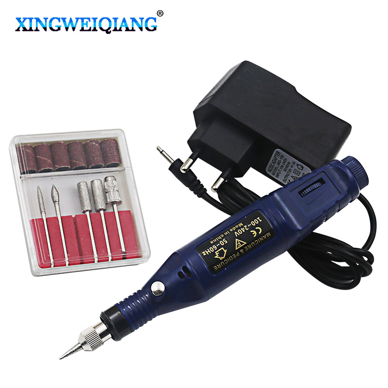 Electric Drill Mini Drill Electric Pen Mini Electric Drill Grinding Tools Power Tools For Nails
