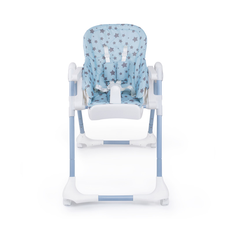 Feeding chair Happy Baby WINGY folding highchair booster seat for kids