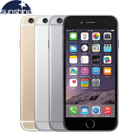 Original Unlocked Apple IPhone 6 Plus Mobile Phone 4G LTE 5 5 IPS 1GB RAM 16