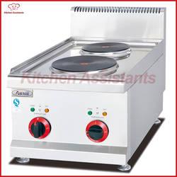 EH637 Электрический 2 Горячая пластины (круглый) кухонного оборудования
