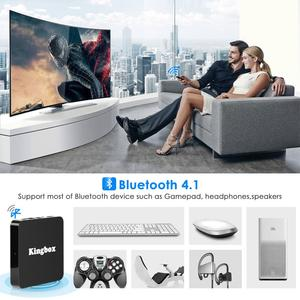 Image 2 - Google TV Box K4 MAX 4G 64G Thông Minh Android 9.0 TV Box Rockchip RK3228 Wifi LAN Truyền Thông Người Chơi trợ lý Từ Xa Smart TV BOX