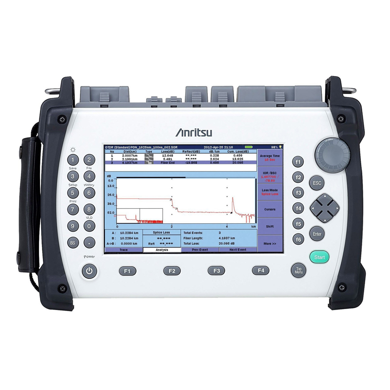 US $4800 0 |Anritsu MT9083C2 ACCESS Master OTDR Kit with Fiber  Visualizer-in Fiber Optic Equipments from Cellphones & Telecommunications  on