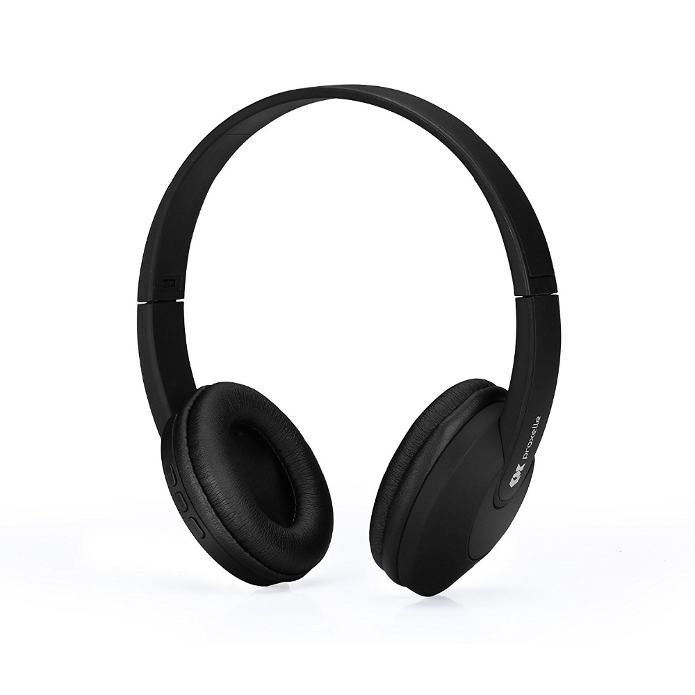 RAIN Bluetooth 4.0 Headset By Proxelle Get 6 Hours Playback Time On A Single Charge Sleek Design