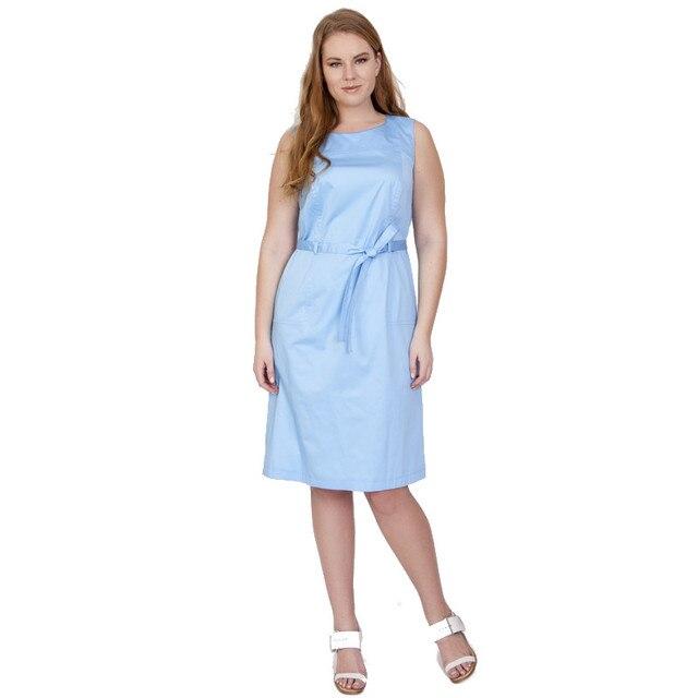 Платье женское из хлопка VIS-A-VIS D3512