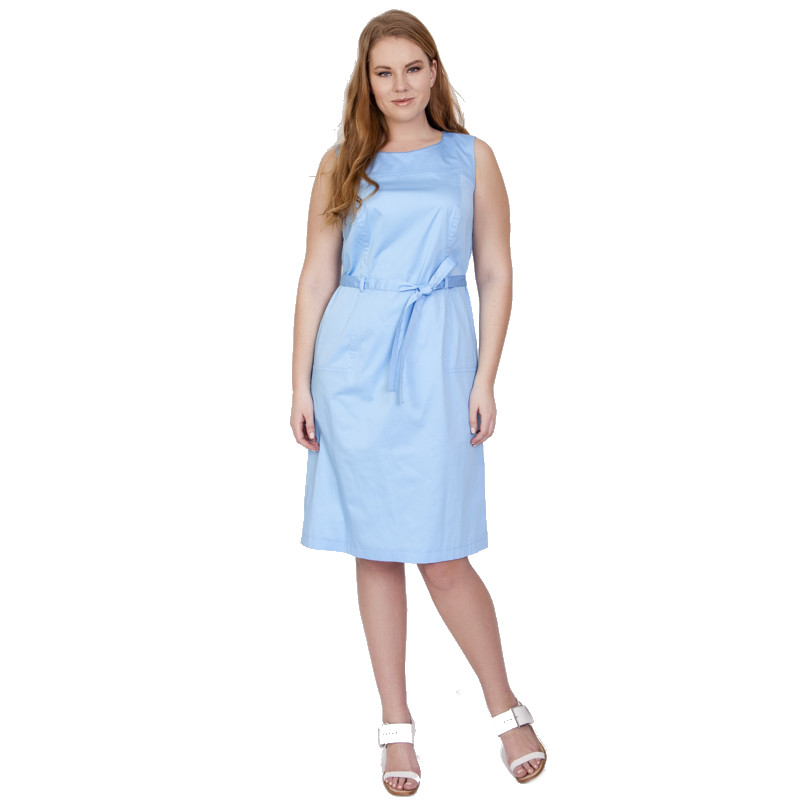 dress VISAVIS D3512 Cotton summer women TmallFS visavis lf1012 белый